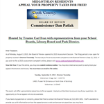 Property Tax Appeals Meeting